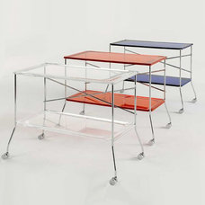 modern bar carts by Switch Modern