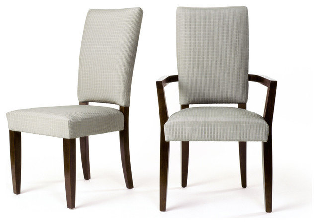 Contemporary Dining Chairs by Dennis Miller Associates