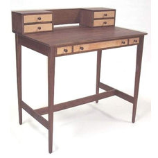 Traditional Desks And Hutches Simple Pleasure Standing Desk