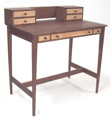 Traditional Desks Simple Pleasure Standing Desk