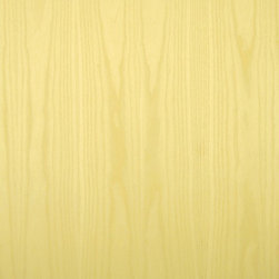 Flat Cut Ash Veneer - Flat cut Ash veneer also known as white ash is a pale white to slight yellowish colored veneer. Available in a variety of backers and sizes.