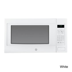 General Electric - GE Profile PEB7226DF Countertop Microwave Oven - This counter top microwave oven from GE has a capacity of 2.2 cubic feet and 1200 watts of power. A few features included 10 power levels,sensor cooking controls,optional built-in trim kit,control lockout and an extra large 16-inch turntable.