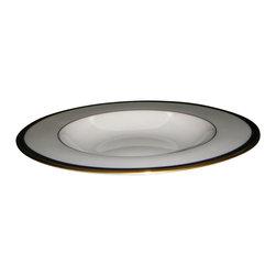 Lenox - Lenox Kristy Rim Soup Bowl - Lenox Kristy Rim Soup Bowl