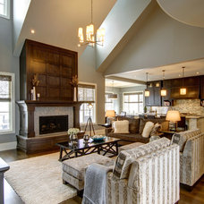 Traditional  by Rockwood Custom Homes