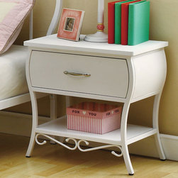 Coaster - Bella Night Stand - Bella Night Stand