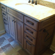 Traditional Kitchen Cabinets by Wholesale Building Materials