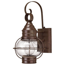 Transitional Outdoor Wall Lights And Sconces by Arcadian Home & Lighting