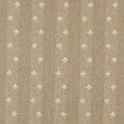 Gold And Ivory Mini Flowers Country Tweed Upholstery Fabric By The Yard - This upholstery fabric has the look and feel of a cabin or lodge. This fabric is rated heavy duty, and is great for all indoor upholstery uses.