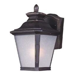 Maxim Lighting - Maxim Lighting 85623FSBZ Knoxville EE 1-Light Outdoor Wall Lantern - Maxim Lighting 85623FSBZ Knoxville EE 1-Light Outdoor Wall Lantern
