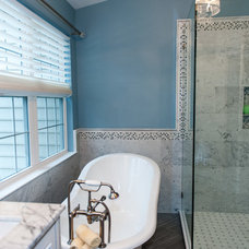 Traditional Bathroom by Denny and Gardner