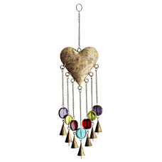 Contemporary Wind Chimes by Pier 1 Imports