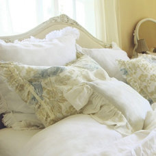 Contemporary Pillowcases And Shams by The Bella Cottage