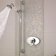 Contemporary Showers by Hudson Reed
