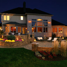 Traditional Exterior by Donatelli Builders, Inc