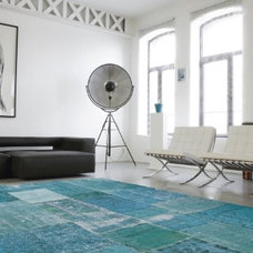 Eclectic Rugs by pyd