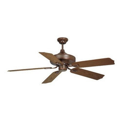"Vaxcel Lighting - Vaxcel Lighting FN52257-34 Protico 52"" 5 Blade Indoor Ceiling Fan with Reversibl - Features:"
