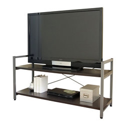 Jesper - Jesper - Tribeca Collection - Tv Stand - Espresso - Jesper Office specializes in making modular office furniture for the home and small business, along with a complementary line of modular library and home entertainment furniture. The company, originally based in Denmark, has been designing and manufacturing high quality furniture since 1935. Today, Jesper Office is based in Branchburg, New Jersey where it maintains a U.S warehouse and sales office along with several manufacturing facilities overseas.
