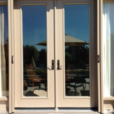Contemporary Screen Doors by Invisible Screens Canada