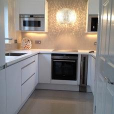 Contemporary Kitchen by Primo Interior Design
