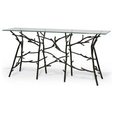 Eclectic Console Tables by Masins Furniture