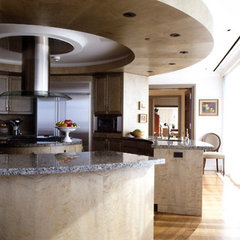 contemporary kitchen by RYAN ASSOCIATES GENERAL CONTRACTORS