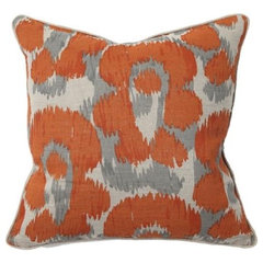 eclectic pillows by Lamps Plus