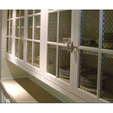 Wire Mesh Cabinet Doors Design Ideas, Pictures, Remodel ...