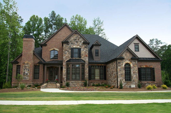 Exterior Stone Brick Trim Colors
