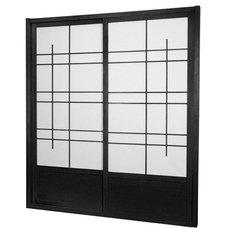 Asian Interior Doors by Oriental Furniture