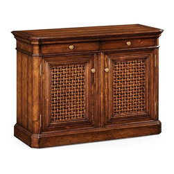 Jonathan Charles - New Jonathan Charles Cabinet Walnut French - Product Details