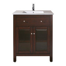 "24"" Rapallo Single Bath Vanity -"