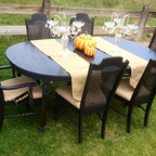 Broyhill dining room set with 6 chairs - Art du Coco