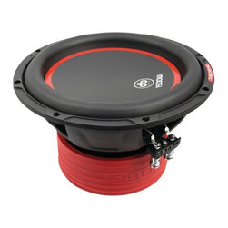 """DB Drive - 15D4V2 Okur K5v2 Series Subwoofer (15"""") - 15"""" subwoofer. 1,500W max. 2.5"""" 4-layer 4_ DVC. Heavy-gauge stamped steel basket. Injection-molded bowl PP dust cap. High-temperature voice coil. KSV voice coil former. High-excursion butyl rubber surround. Proprietary PVC gasket. Heavy-gauge spring terminalLooking for devastating bass? You'll find it in the DB Drive Okur K5v2 Series Subwoofers. This 15-Inch, 1,500-Watt Subwoofer sports a high-temperature voice coil, KSV voice coil former and a heavy-gauge stamped steel basket, meaning it's ready to endure whatever aural onslaught you throw at it. This Sub is sure to shake, rattle and roll your cars soul!"""