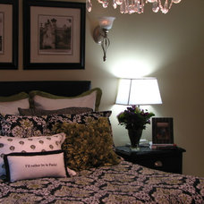 Traditional Bedroom by The Expert Touch Interiors