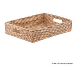 Brilliant Imports : The Bali Collection ~ Baskets & Boxes -