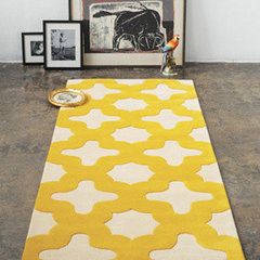 mediterranean rugs by bevhisey.com