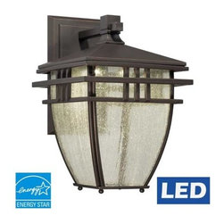 Designers Fountain - Designers Fountain LED30821 Drake Light Wall Sconce - Bulbs Included - Features: