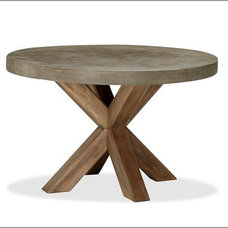 Modern Outdoor Tables by Pottery Barn