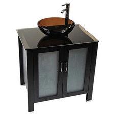 Contemporary Bathroom Vanities And Sink Consoles by Vanities for Bathrooms