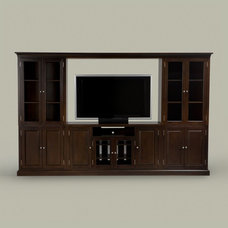 Traditional Media Storage by Ethan Allen