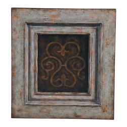 Ambella Home - New Ambella Home Cabinet Medallion 1-Door - Product Details