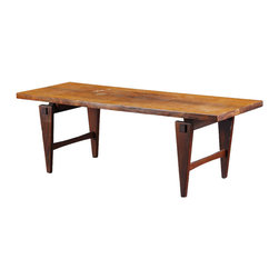 Danish Modern Illum Wikkelso for A. Mikael Laursen Rosewood Coffee Table - Ref: T2880