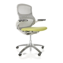 Knoll - Generation Chair by Knoll - Generation Highly Adjustable Chair by Knoll