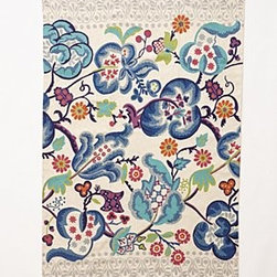 Anthropologie - Lavinia Rug - *For best results, use with rug pad