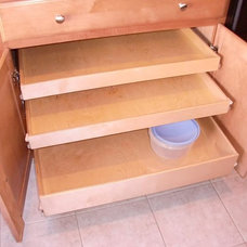 Kitchen Drawer Organizers by ShelfGenie of Indiana
