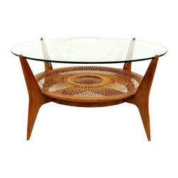 Mid-Century Modern Cocktail Table - $950 on Chairish.com -