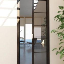 Interior Doors - Pocket-Slider Door