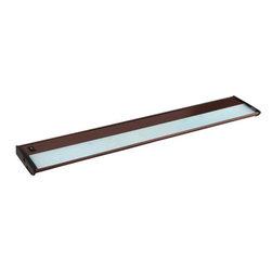 "Maxim - Maxim 87834 CounterMax MX-X120 40"" 5 Light Under Cabinet Light Bar - Product Features:"