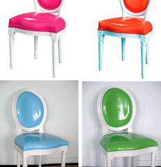 eclectic chairs by lavishbymattandjon.com