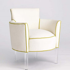 contemporary chairs by Jan Showers